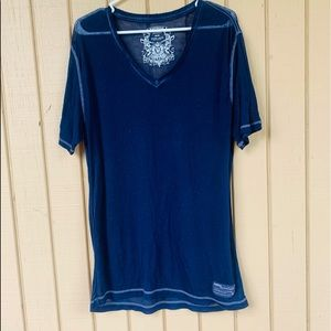 See through short sleeve from Express
